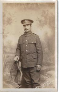 William George Smith Died of wounds February 20th 1916