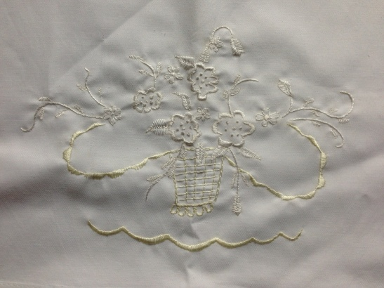 Pillowcase: Nov 15th 1915