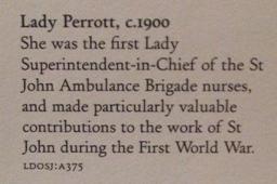 Lady Perrott